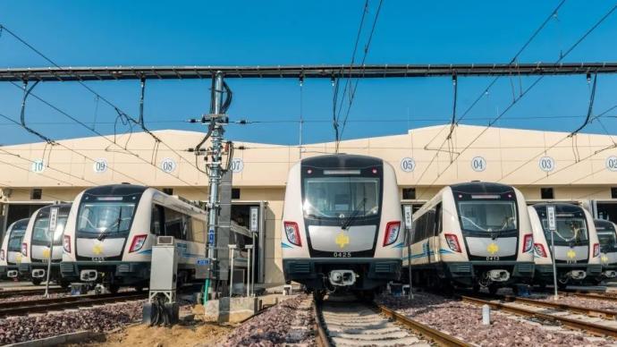 鄭州地鐵4號線、5號線9月15日6時起將恢復載客運營