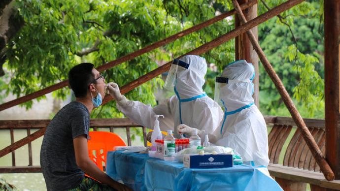 泉州公布昨日新增5例確診詳情:其中3人已完成兩針疫苗接種