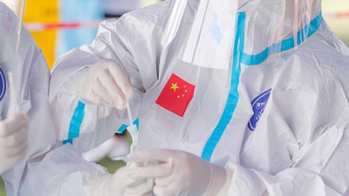 福建南安市啟動全員核酸檢測