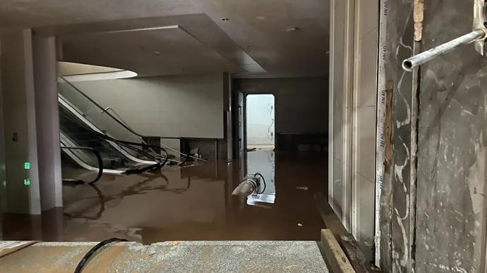 廣州地鐵進水事故調查報告公布:相關責任單位及責任人被處理