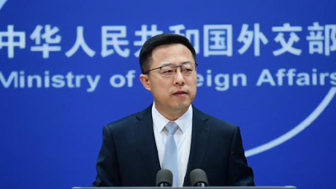 外交部回應英議會禁中國大使參加議會大廈活動:將作必要反應