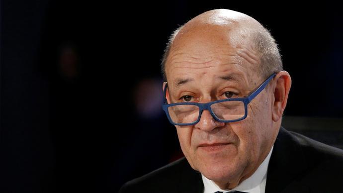 法國外長反對俄羅斯雇傭軍進入馬里,批評馬里政府與其交易