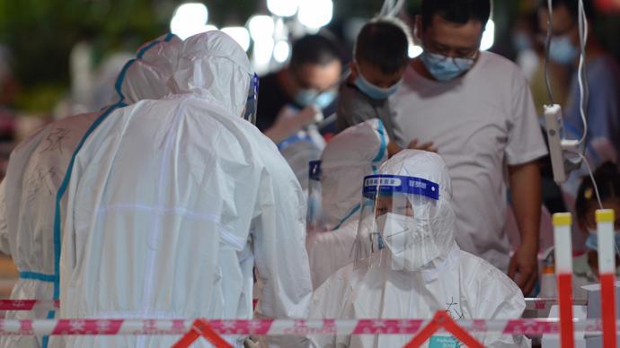 福建廈門累計報告新冠確診病例48例,無癥狀感染者1例