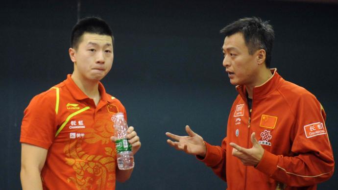 這個教師節,馬龍寫給秦志戩教練的話,真的很好哭