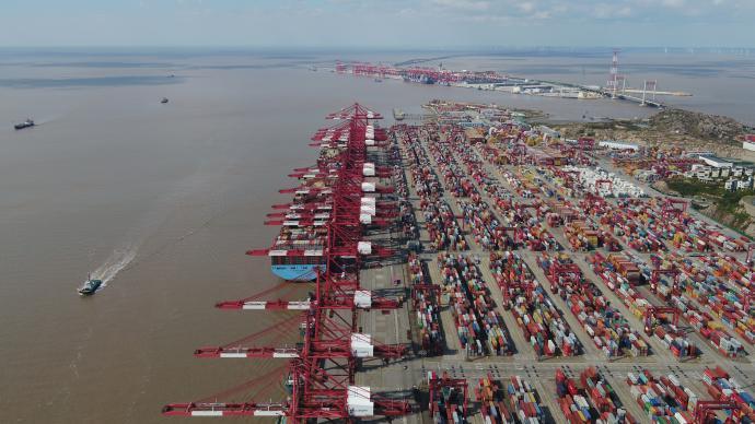 联合国贸发会议:全球经济今年增速至5.3%,明年放缓至3.6%