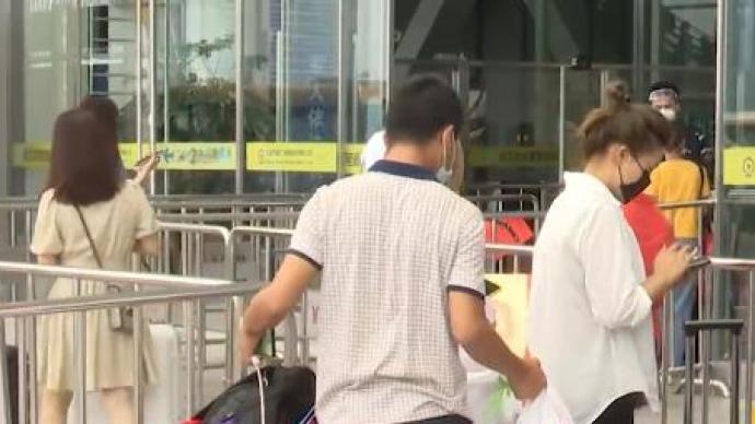 國慶黃金周火車票17日開售,假期出行需注意啥?