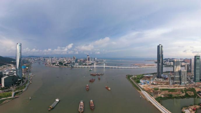 橫琴粵澳深度合作區管理機構正式揭牌