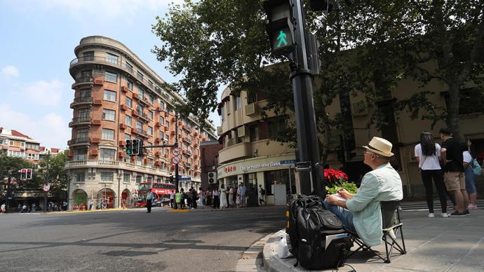 上海市文旅局局長方世忠:讓市民游客走進美好和歡樂初衷不變