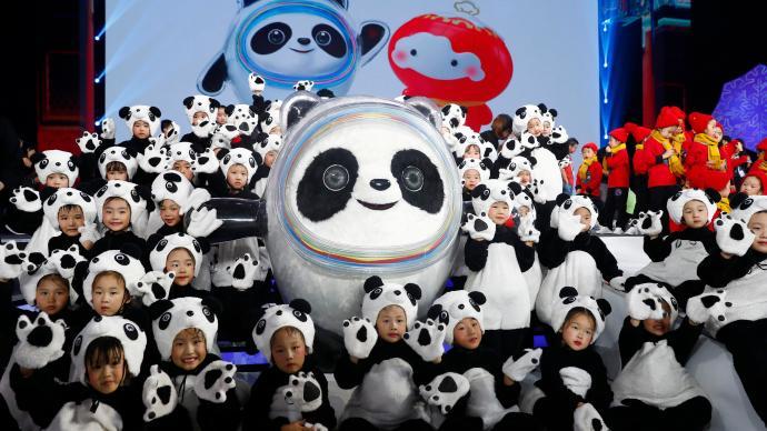 """世界團結起來!冬奧口號""""一起向未來""""與2008年一脈相承"""