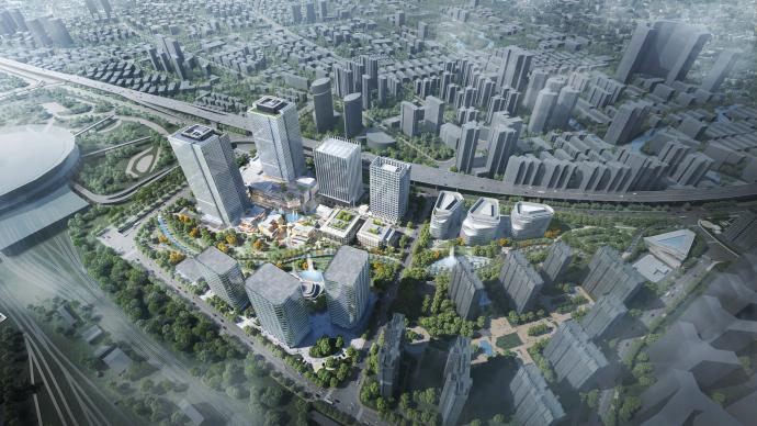 为核心引擎赋能,万科在徐汇中城探索产城融合新实践