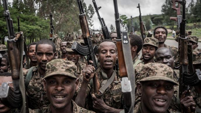 早安·世界|埃塞俄比亚一村庄发生屠杀,2天内125人遇害