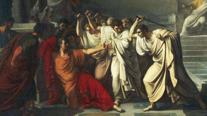 螳臂馆︱莎士比亚笔下恺撒的神秘性(二):布鲁图斯的理由