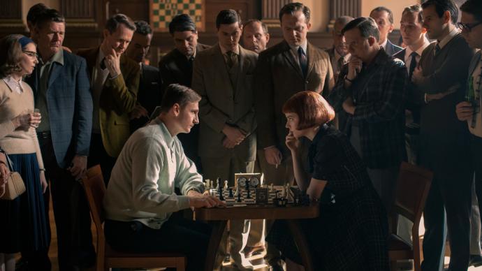 前国际象棋女子世界冠军诉《后翼弃兵》损害名誉