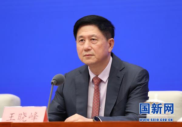 文化和旅游部党组成员王晓峰 徐想 摄