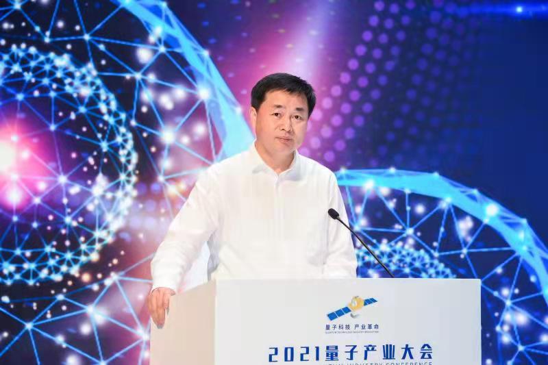 中国电信董事长柯瑞文