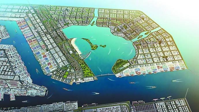 天津:将研究在东疆保税港区规划建设水上通用机场