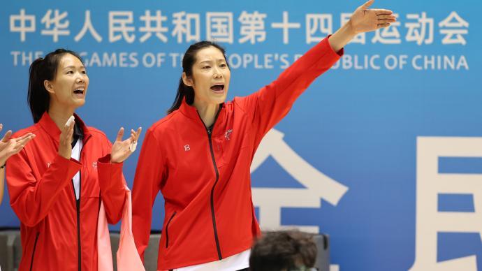河南女排主帥:朱婷可能不出戰全運剩余比賽,準備手腕手術