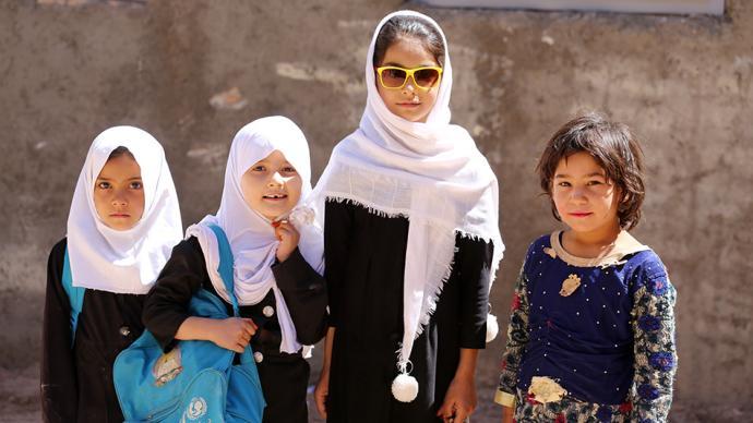 新塔利班|赫拉特一月:一至六年级女孩继续自由接受教育