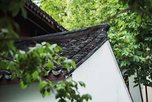 千年古镇张堰镇的一座座老建筑正在复活金山区供图