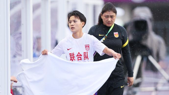 中國女足全運首秀1-0陜西隊,國家隊打省隊就贏一個?
