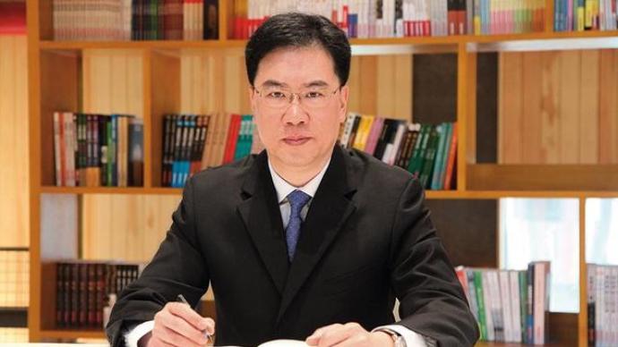华中科技大学党委书记邵新宇院士已任科技部党组成员