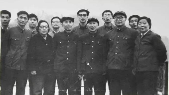 许杰与华东师大中文系