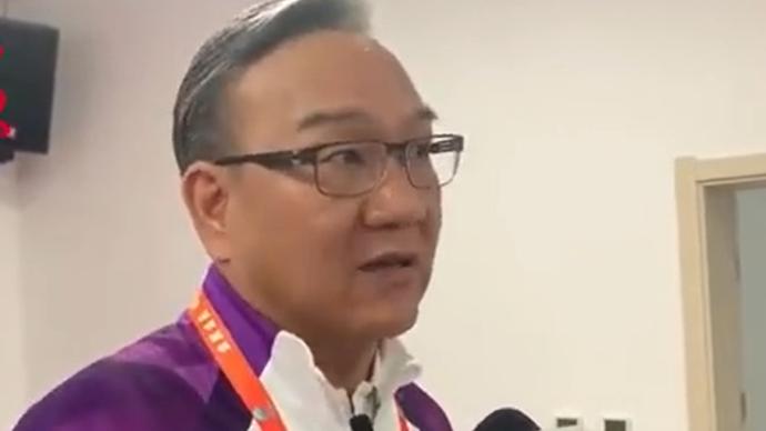 香港团代团长:欢迎2025年来大湾区参加全运会
