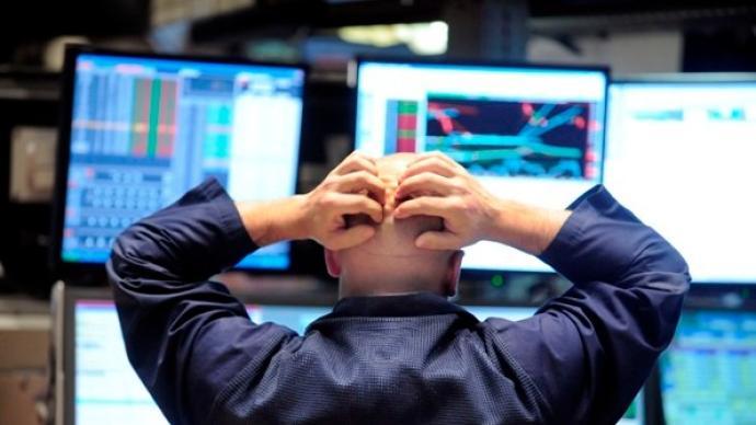 美国政府要债务违约?美股三大股指全线下跌,纳指跌超2%