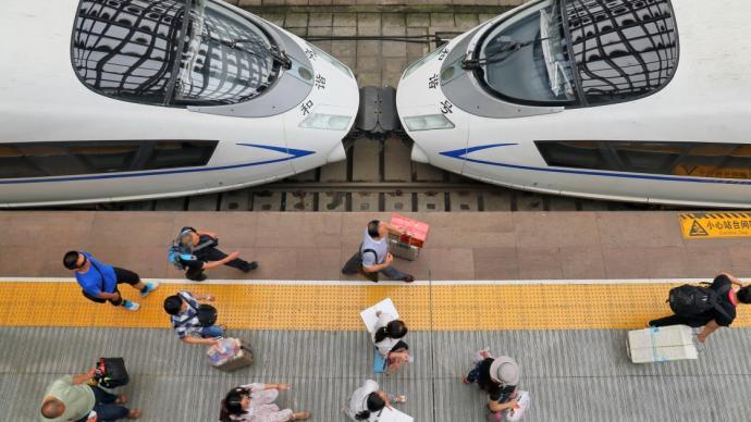 返程客流高峰:9月21日全国铁路预计发送旅客880万人次