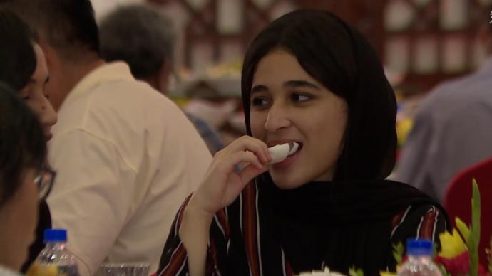 共度中秋国庆,巴基斯坦华侨华人举办中国文化美食节