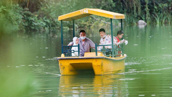 文旅部:2021年中秋节假期国内旅游出游超8815万人次