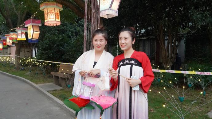 中秋小长假,上海全市公园共接待游客185万余人次