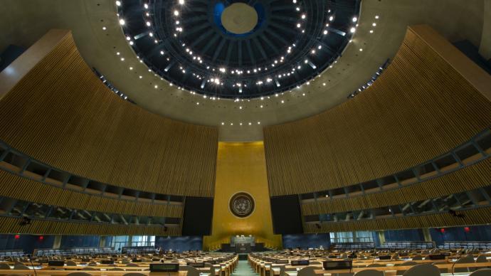 阿富汗塔利班要求在联合国大会上发言