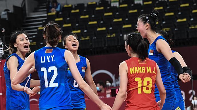 国际排联宣布2022世锦赛参赛队:中国男女排均获参赛资格