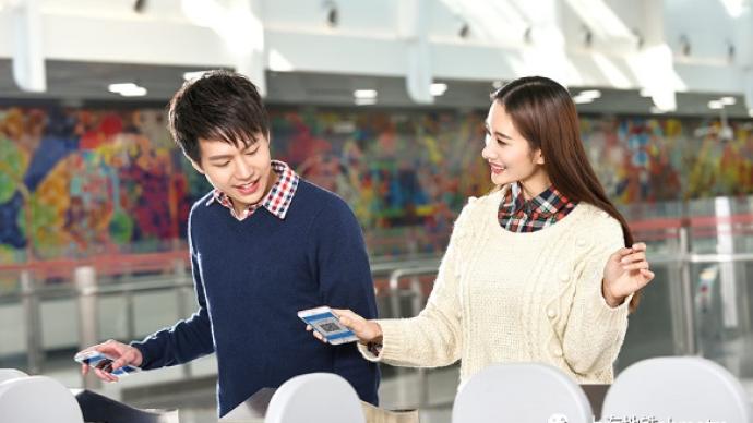 上海地铁APP在天津也能用了,城轨二维码互联互通达16城