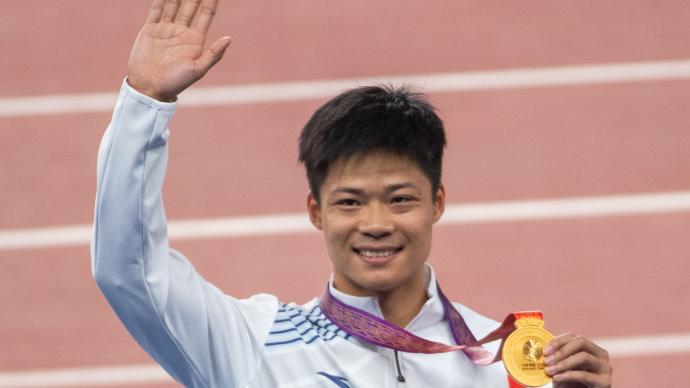 苏炳添退出全运会200米比赛,专心备战4×100米接力
