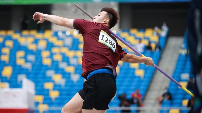 上海选手徐家杰全运摘金,中国男子标枪期待大赛新突破