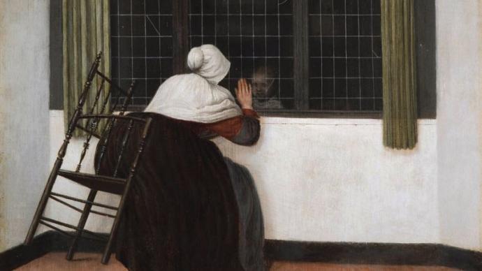 这位神秘的荷兰画家启发了维米尔的创作?