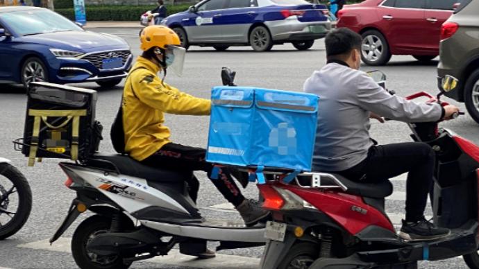 骑手申请工伤找不到用人单位,研究报告揭开外卖平台用工之谜