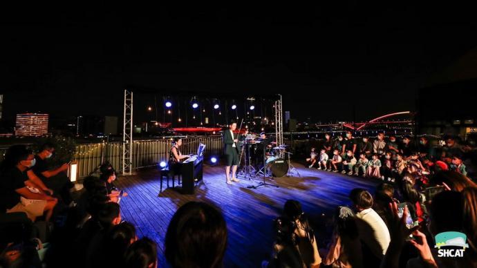 在黄浦江畔星光下听音乐会,上海儿童艺术剧场添演艺新空间