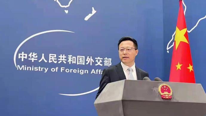 """习近平主席提出""""全球发展倡议"""",外交部:欢迎各国共同参与"""