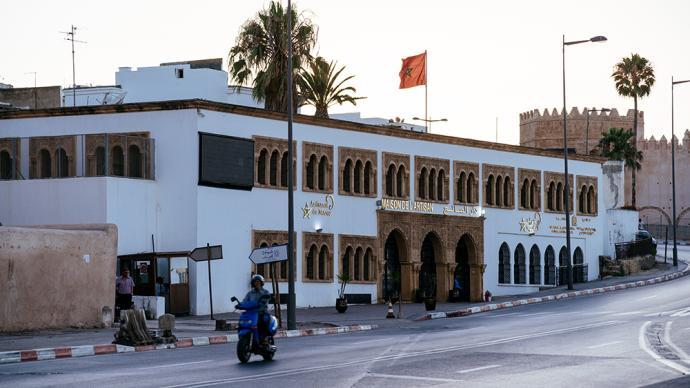 """摩洛哥掀起""""取代法语运动"""",要求将英语作为第一外语"""