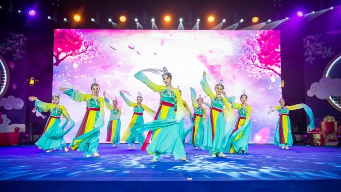 展民俗,庆中秋,宝山区举行社区民俗文化展演中秋专场