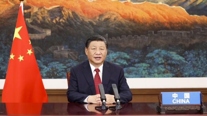 """联播+丨2021联大讲话,习近平以""""中国倡议""""回答时代课题"""