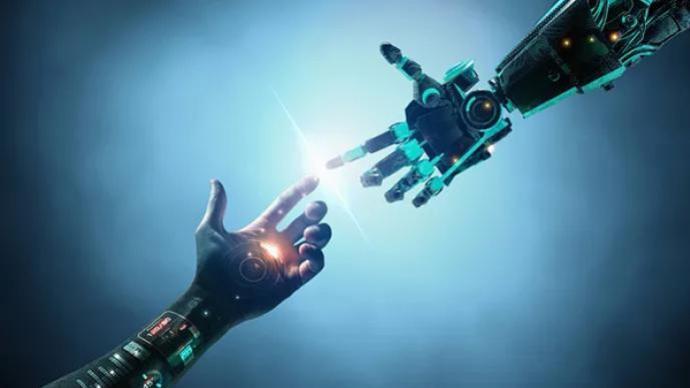AI哲�W②|人形�K�C器人�楹���h大?人工智能的突破�y在哪?
