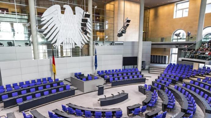 """视频直播丨谁将领导""""后默克尔时代""""?直击德国联邦选举之夜"""
