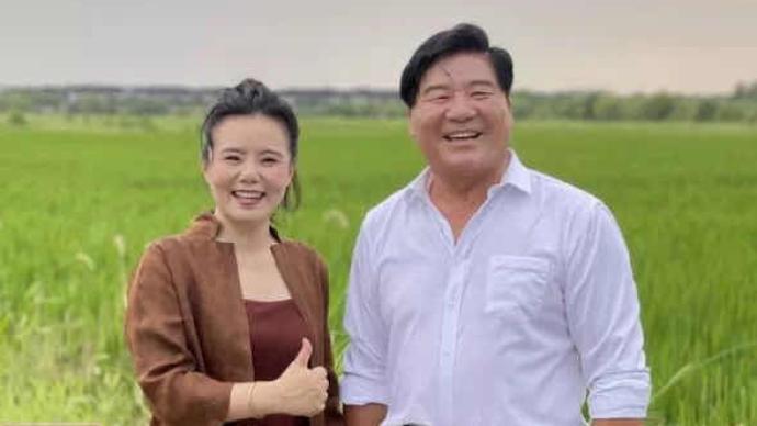 爱上崇明山歌的龚琳娜,在陈家镇稻田里唱起《山歌潮唱》?