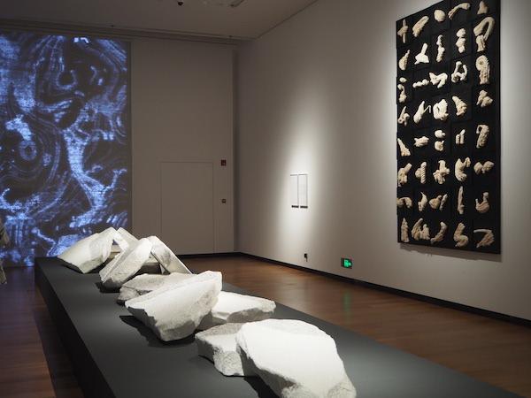 现代艺术特展:糸——已知·未知的互文
