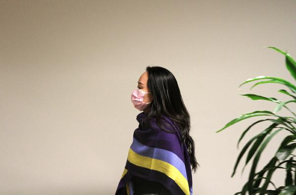 当地时间2020年10月28日,加拿大温和华,华为首席财务官孟晚舟抵达法庭。孟晚舟引渡案新一轮听证会将持续5天,听证会将重点放在加拿大和美国当局在她于2018年12月在温哥华国际机场被捕期间滥用执法程序的行为上。
