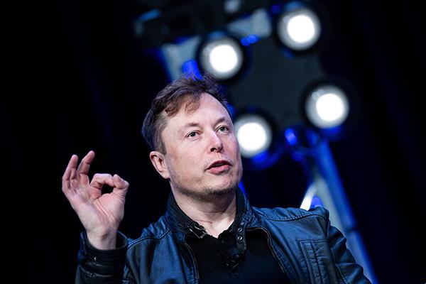 特斯拉CEO埃隆·马斯克。人民视觉 资料图